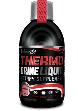 BioTech USA Thermo Drine Liquid-Grapefruit(500ml)